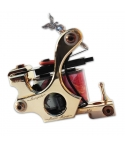 Tattoo Machine - Mangusta - Polished Brass