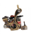 Tattoo Machine - Mangusta - Old Brass