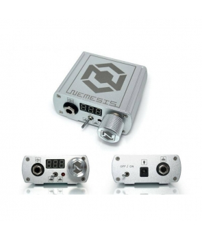 Power Supply - NEMESIS - Silver