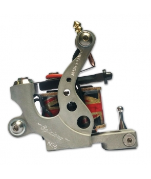 Tattoo Machine - Egiziana - Alluminium Smooth