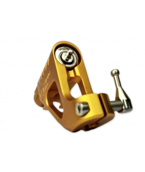 Tattoo Machine Rotary - Cronos - Gold