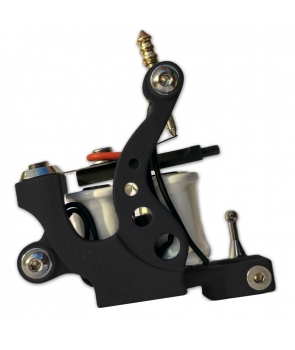 Tattoo Machine - Egiziana - Aluminum Black