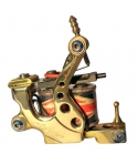 Tattoo Machine - Egiziana - Polished Brass