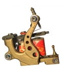 Tattoo Machine - Egiziana - Smooth Brass