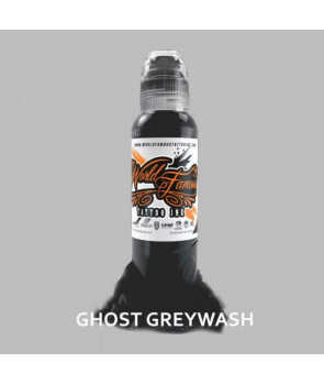 World Famous Ink – Ghost Greywash – 30 ml