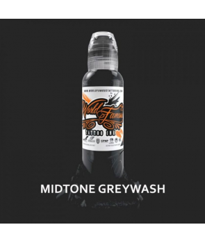 World Famous Ink – Midtone Greywash – 30 ml