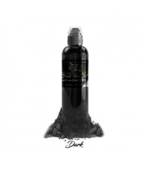World Famous Ink – Silvano Fiato Black Wash Dark – 30 ml
