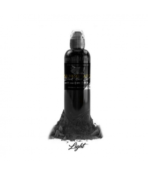 World Famous Ink – Silvano Fiato Black Wash Light – 30 ml