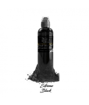 World Famous Ink – Silvano Fiato Extreme Black – 30 ml