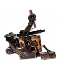 Tattoo Machine - Egiziana - Old Brass
