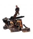 Tattoo Machine - Egiziana - Old Brass