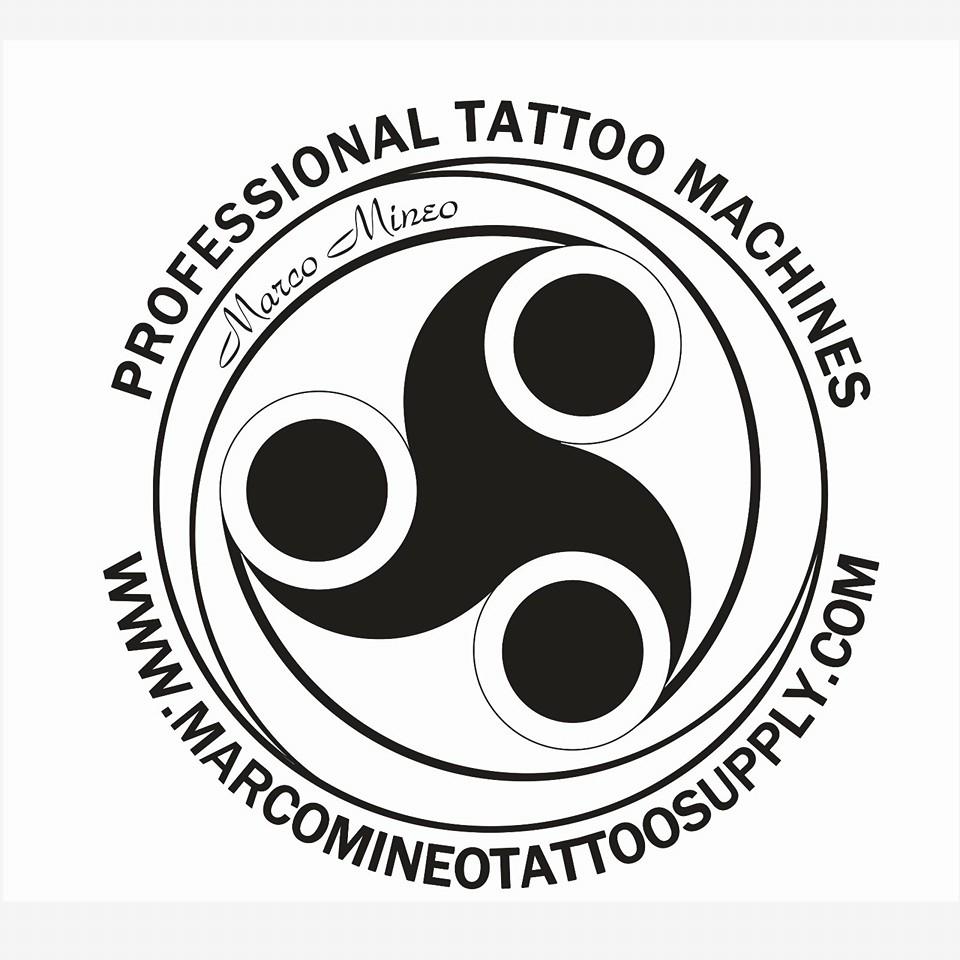 Marco Mineo Tattoo Machines