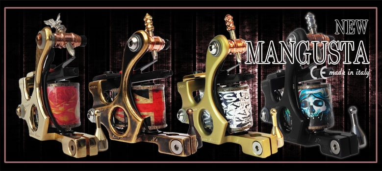 Tattoo Machine - Mangusta
